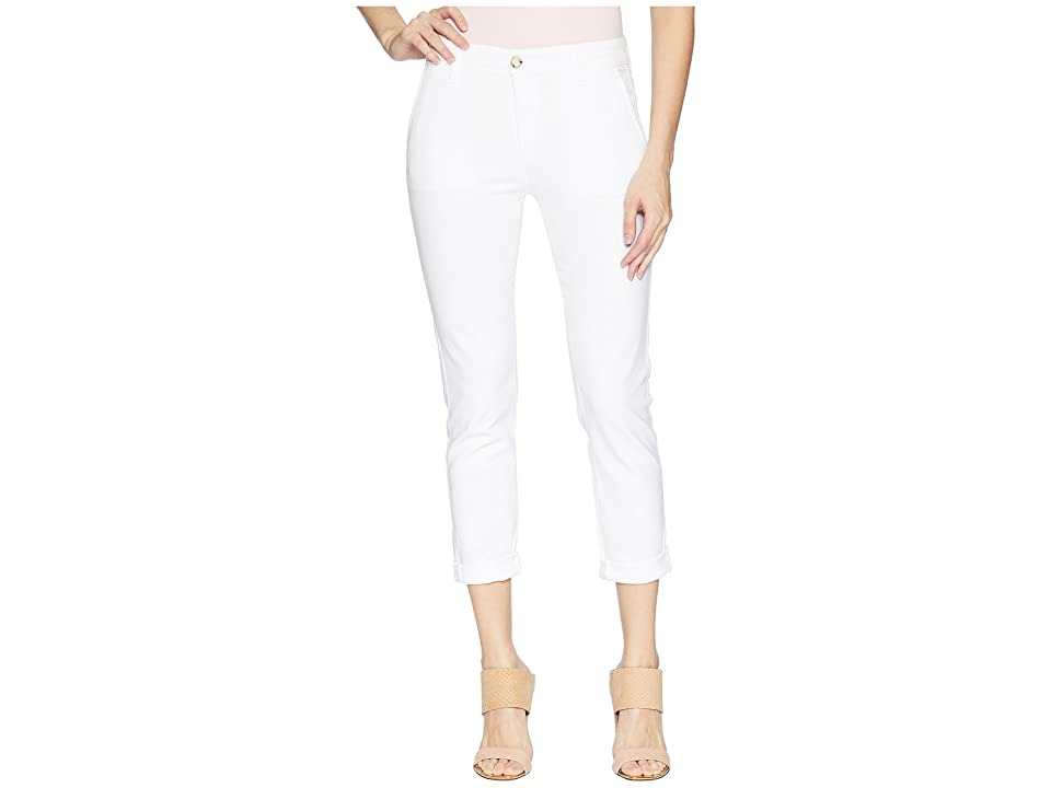 Image of AG Adriano Goldschmied Caden in White (White) Women's Jeans