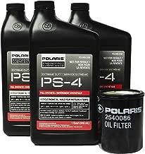 Polaris RZR XP Turbo PS-4 10W50 Extreme Oil Change Kit 2881697