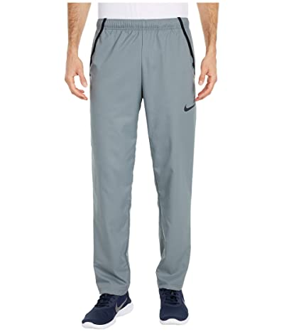 Nike Dry Pants Team Woven (Smoke Grey/Black) Men