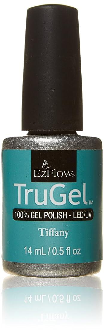 反逆冷える有用EzFlow トゥルージェル カラージェル EZ-42278 ティファニー 14ml