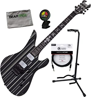 Schecter 1740 Synyster Gates Custom (w/USA Pickups) Electric Guitar w/Cable, St