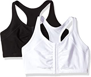 Women's Front Close Racerback (Pack of 2)