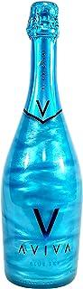 Aviva Blue Sky - Colore Blu, Bevanda Alcolica Aromatizzata, Gradazione 5,5% 75CL