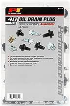 Performance Tool W5236 40 Piece Oil Drain Plug Assortment