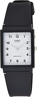 Casio Casual Watch Analog Display Quartz Mq-27-7B, Black Band, For Unisex