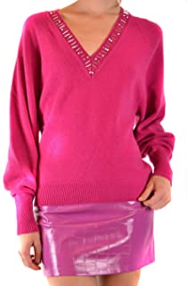 Pinko Luxury Fashion Womens 1B13ZJY5T3P30 Fuchsia Sweater | Fall Winter 19