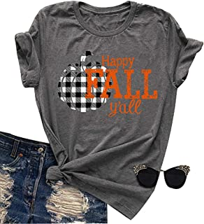 Best happy fall yall t shirt Reviews
