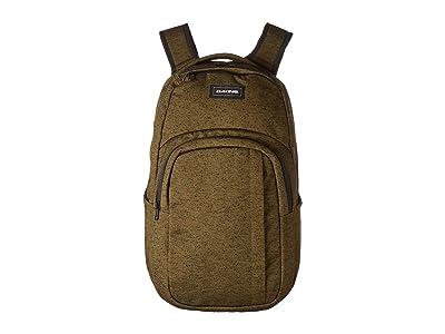 Dakine 33 L Campus Large Backpack (Dark Olive) Backpack Bags