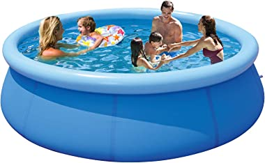 Swimming Pools Above Ground Pool 12 x 36 - Inflatable Pool for Adults and kids Pools for Backyard - Inflatable Swiming Pool A