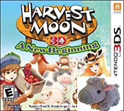 Harvest Moon a New Beginning BONUS Plush Yak