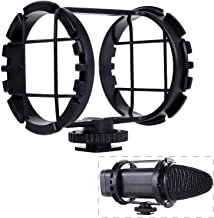 BOYA BY-C03 Camera Shoe Shockmount for Shotgun Microphones 1