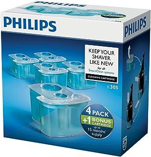 Philips Schoonmaakcartridge - Reinigt tot 10x beter dan water en verwijdert schuim en gel - Geschikt voor SmartClean-syste...