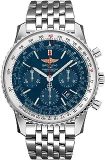 Breitling - Navitimer AB012721/C889-453A - Reloj para hombre (esfera azul, 46 mm)