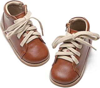 Felix & Flora Toddler Boots for Girls Winter Warm Kids Outdoor Boots Shoes