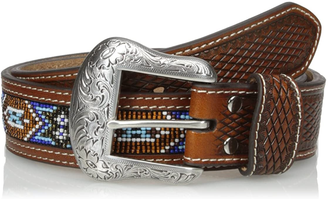 Nocona Max 49% OFF Men's Safety and trust Beaded Belt
