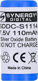 Synergy Digital Battery Compatible with Pet Stop UltraMax Dog Receiver Battery