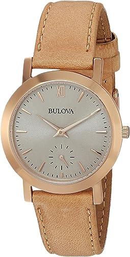 Bulova - Crystals - 97L146