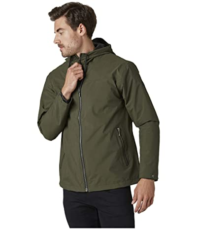 Helly Hansen Urban Rain Jacket (Forest Night) Men