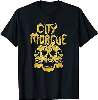 city morgue shirt