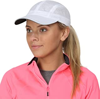 TrailHeads Race Day Performance Running Hat | The Lightweight, Quick Dry, Sport Cap for Women - 4 colors