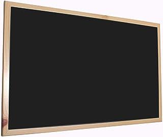 Chely Intermarket, Pizarra Negra 90x60 cm, Enmarcado con