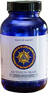 Halls of Amenti - Ascension Brain - Nootropic Supplement (100 Capsules)