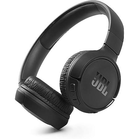 JBL TUNE 510BT Bluetoothヘッドホン 密閉型/最大約40時間連続再生/オンイヤー/USBタイプC充電/マルチポイント ブラック JBLT510BTBLK 【国内正規品/メーカー1年保証付き】