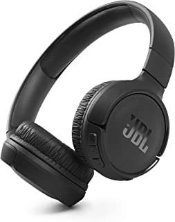 JBL TUNE 510BT Bluetoothヘッドホン 密閉型/最大約40時間連続再生/オンイヤー/USBタイプC充電/マルチポイント ブラック JBLT510BTBLK 【国内正規品/メーカー 付き】