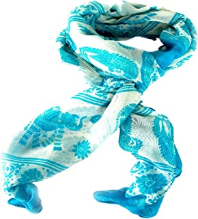 CLOSE OUT !! 1/2 Price Sale - Lotus House Women's Fashion Scarf Silk
