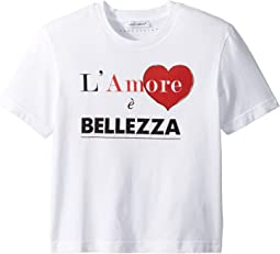 Dolce & Gabbana Kids - Love & Bellezza T-Shirt (Toddler/Little Kids)