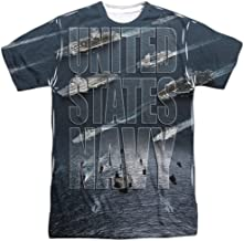 A&E Designs Juniors US Navy Fleet Sublimation T-Shirt