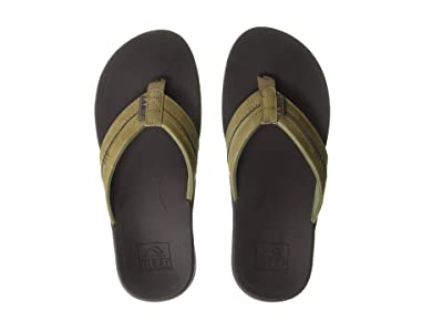 Reef Ortho-Bounce Coast (Brown) Men