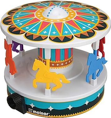 Melnor 16015AMZ Merry-Go-Round Sprinkler, Multi-Color