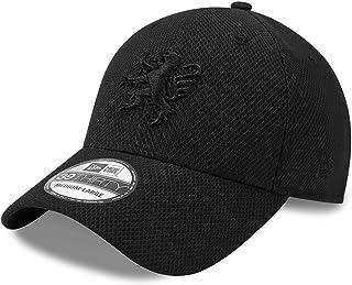 New Era 39Thirty Diamond Cap - Olympique Lyon black