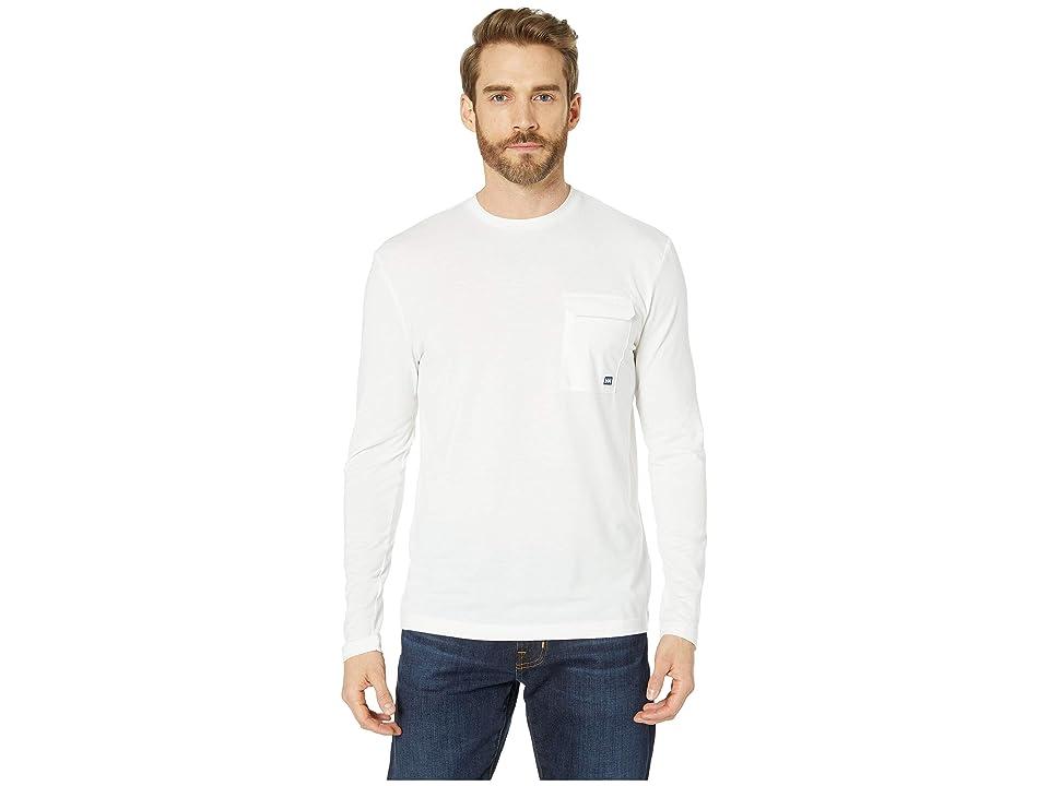 Helly Hansen Lomma Long Sleeve (White) Men