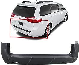Best 2011 toyota sienna rear bumper replacement Reviews