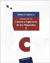 Introd. a la ciencia e ingeniería de los materiales. II