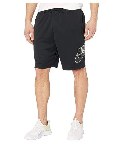 Nike SB SB Sunday Graphic Shorts (Black/Black) Men