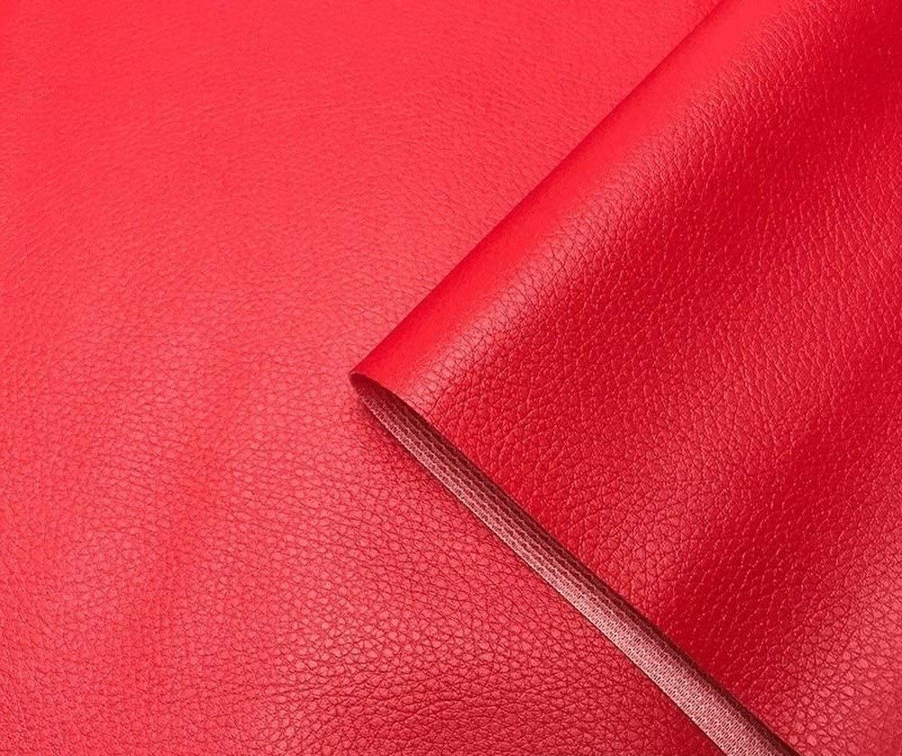 Japan's largest assortment Faux Jacksonville Mall Leather Sheets Grained Fabric Up Cloth
