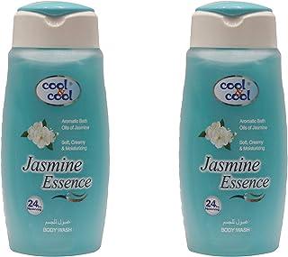 Cool Cool Jasmine Essence Shower Gel - Pack of 2 Pcs 2 x 500ml