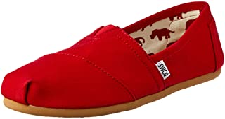 TOMS Men's Alpargata Red