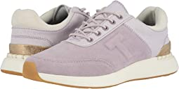 Burnished Lilac Suede/Canvas