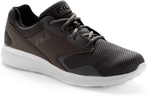 Fila Hommes's Layers 2.5 Knit FonctionneHommest chaussures gris in Taille 43