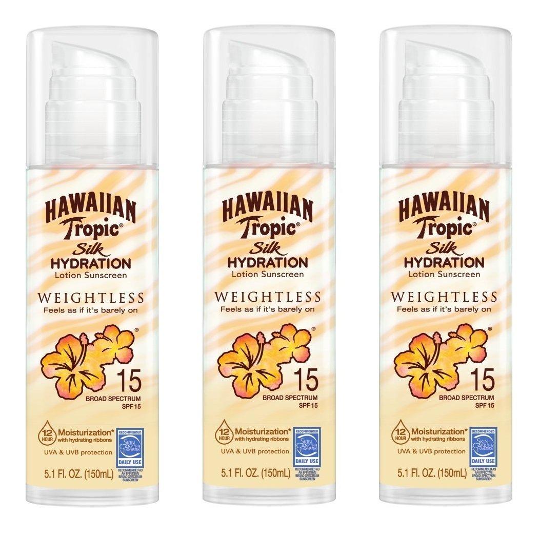 Hawaiian Tropic Hydration Lotion Weightless