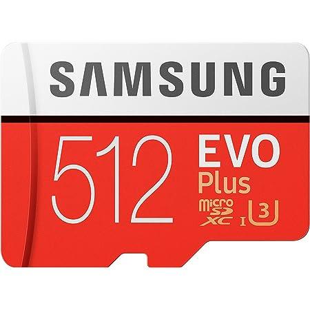 Samsung Evo Plus Mb Mc512ha Eu Microsd Adapter 512gb Computers Accessories