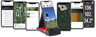 """Rapsodo Mobile Launch Monitor   MLM   Pro-Level Accuracy   Video Replay   Shot Trace   """"Best Outdoor Golf Launch Monitor Under $500""""   """"Official Launch Monitor of Golf Digest""""   Apple iOS Devices Only"""
