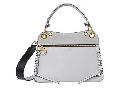 See by Chloe Tilda Shoulder Bag (Artic Ice) Handbags