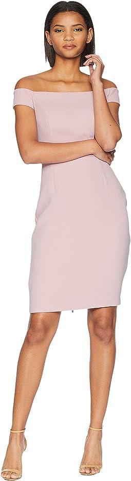 Veronique Woven Strapless Dress