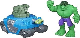 Playskool Heroes Super Hero Adventures Mini Masters Hulk