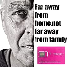 T-Mobile USA Sim Card Unlimited Data -True Unlimited High Speed Data/Calls/Texts (Unlimited 10 Days)